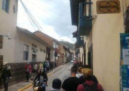 Cuzco une ville sure ?