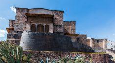 Exemple de battisse à Cuzco