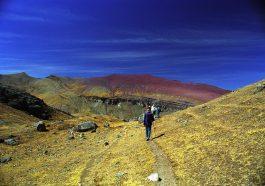 Faire un Trek au Pérou