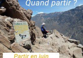 Quand partir au Pérou ? Pérou en Juin