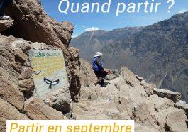 Quand partir au Pérou ? Pérou en Septembre